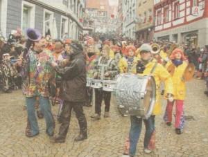 Fasnet 2001